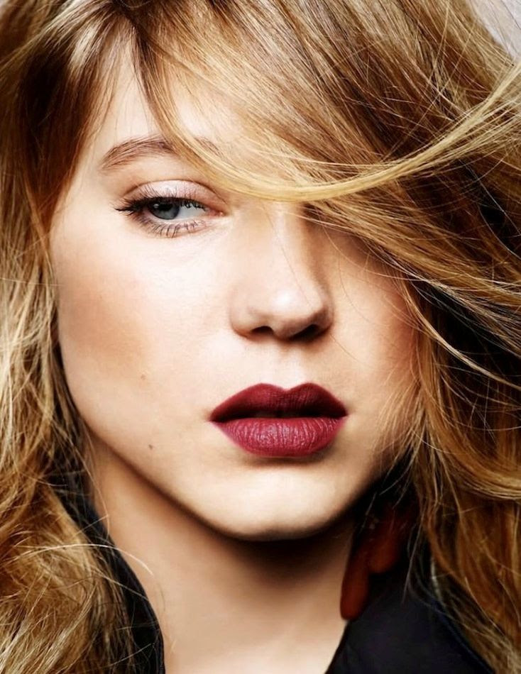 Le Fashion Blog French Actress Lea Seydoux Burgundy Lips Lipstick Beauty Make Up Inspiration Via Elle France photo Le-Fashion-Blog-Lea-Seydoux-Burgundy-Lips-Lipstick-Beauty-Make-Up-Inspiration-Via-Elle-France.jpg