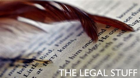 The Legal Bit   Fuze Ceremonies