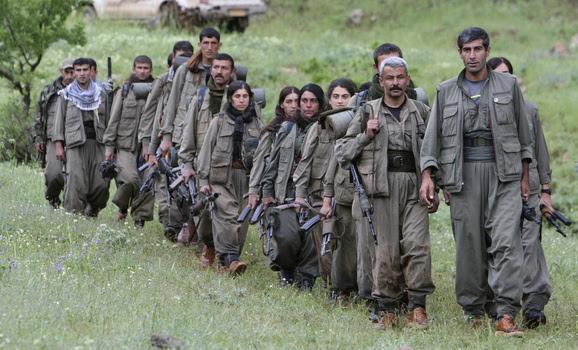 Τουρκία & Μ. Ανατολή: Λαμπρές οι προοπτικές PKK και Κούρδων