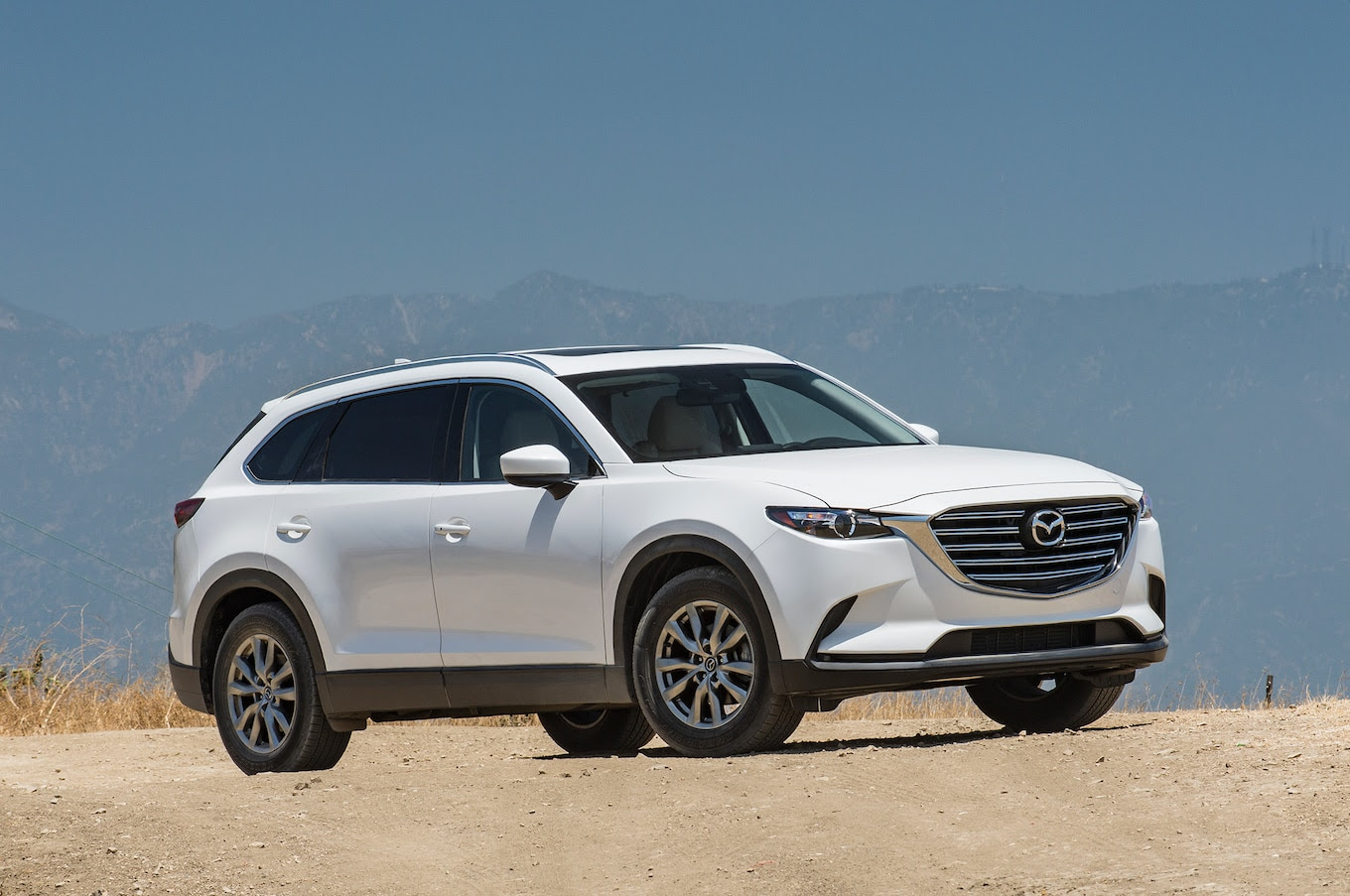 2017 Mazda CX9 Touring AWD Arrival  Motor Trend