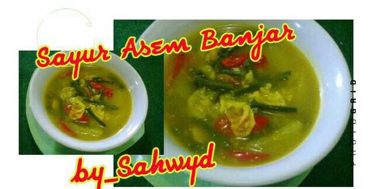 Resep Sayur Asem Banjar Oleh Sah_wyd