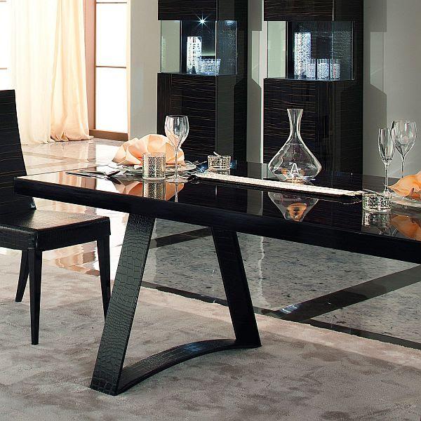 The Nightfly Rectangular Dining Table