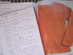 hourglass sweater pattern