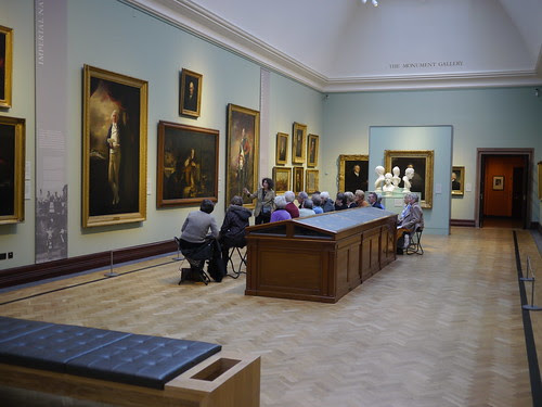 National Portrait Gallery - Talk