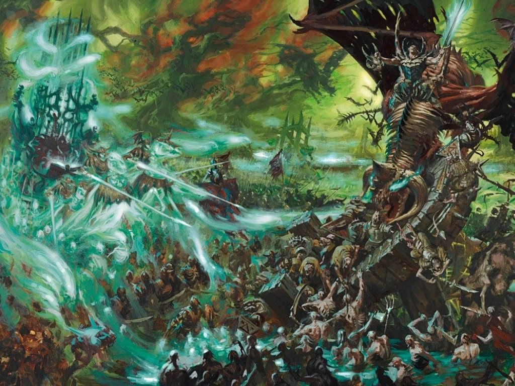 Age Of Sigmar Learning League Brandon S Death Warband