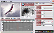SpiceMaster video transitions plug-in interface