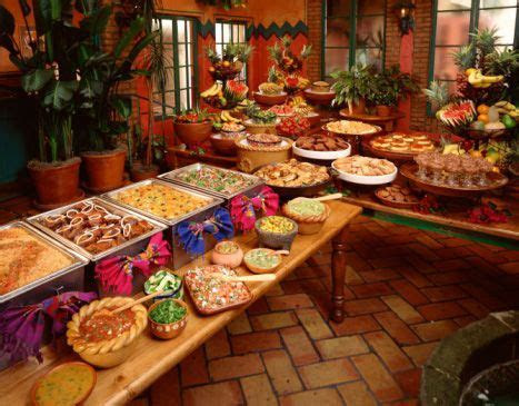 Cheap Meals for 50 People   My birthday   Mexican buffet