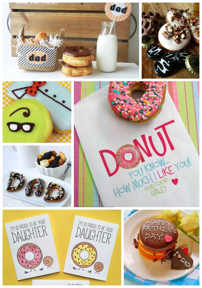 We Love Fathers Day Donuts B Lovely Events
