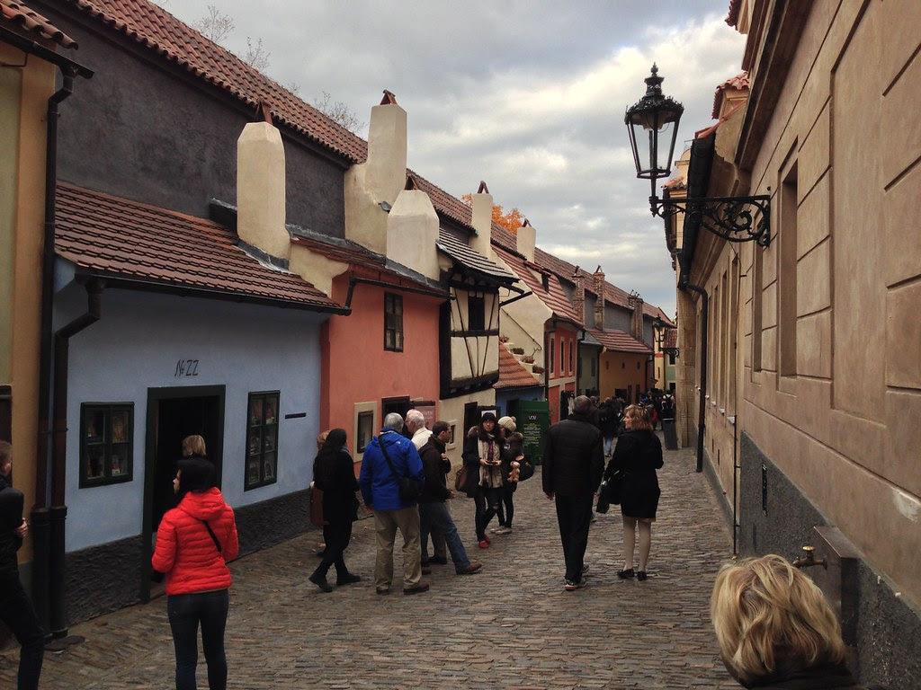 Golden Lane (Prague Castle)