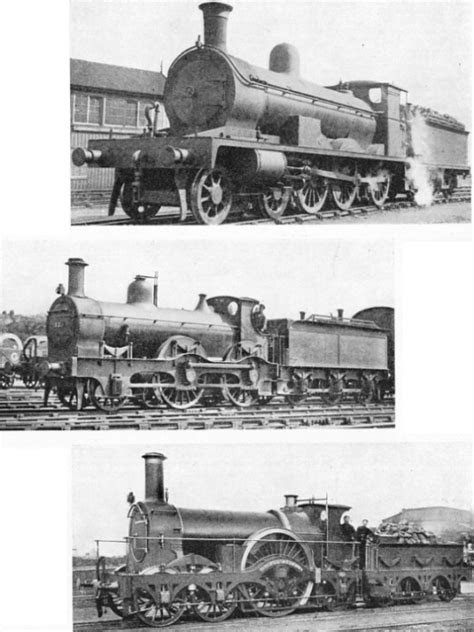 Locomotive Types