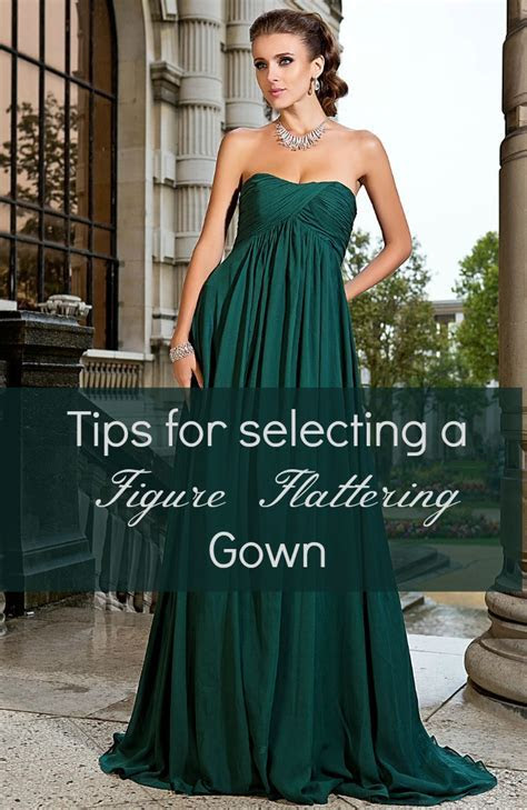 Tips to Find Figure Flattering Dresses   Wedding and Prom