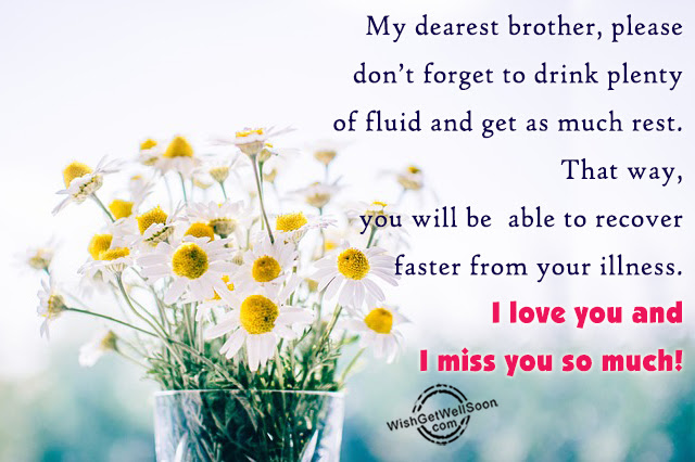 I Love You And Miss You So Much Brother