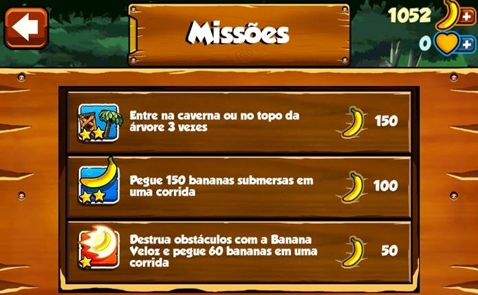Algumas missões garante corações dourados (Foto: Reprodução / Dario Coutinho)