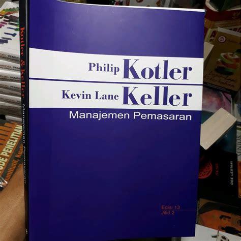 marketing management book philip kotler kevin lane keller