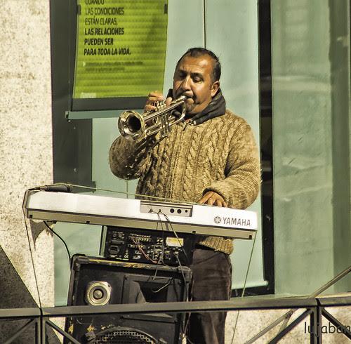 Sad Trumpet Ballad... by lujaban
