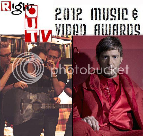 2012 RightOutTV Award, Blinded By Stardust & Darren Ockert