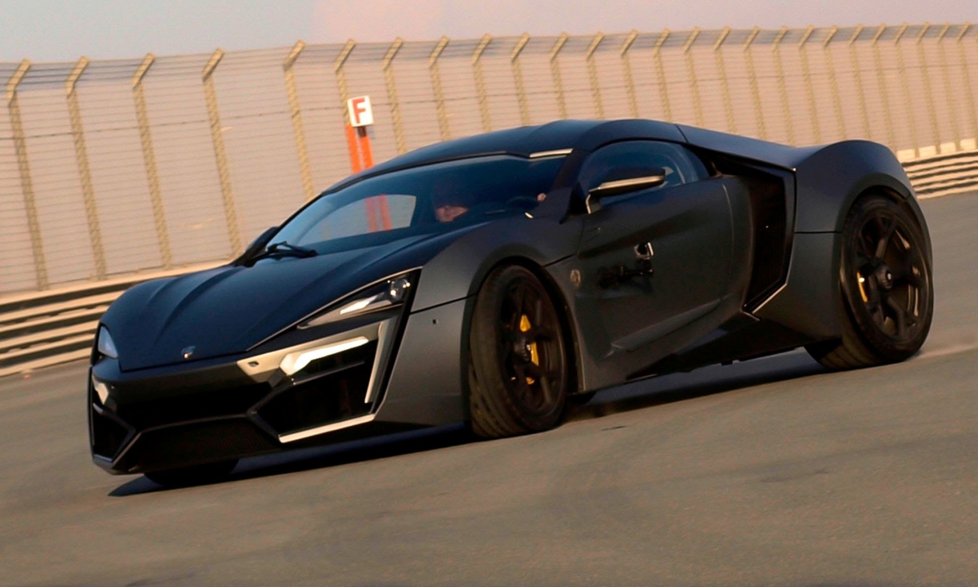 Lykan Hypersport Car Hd Wallpaper Car Wallpaper