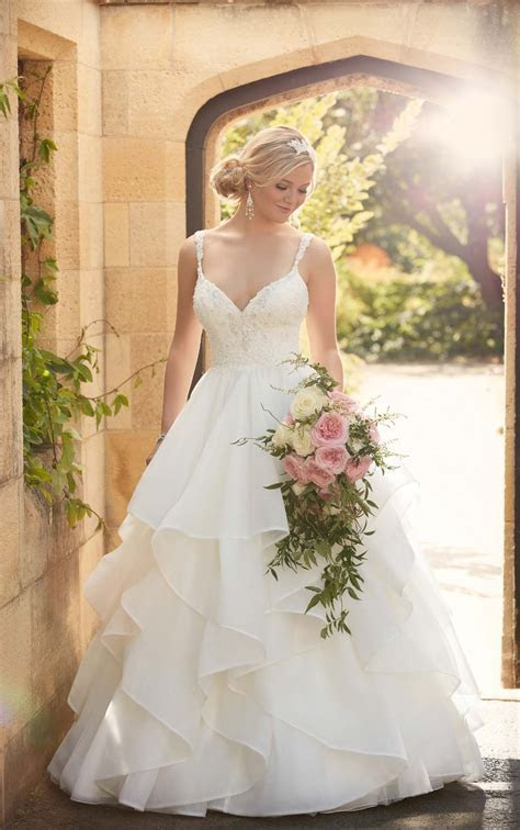 Backless Wedding Gowns   Backless Ballgown Wedding Dress I