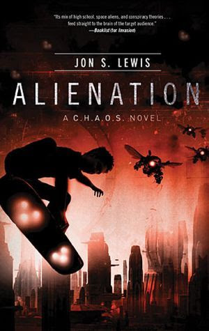 Alienation (C.H.A.O.S., #2)