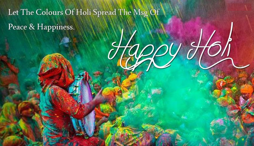 [50+] Happy Holi Whatsapp Status & Messages for Facebook