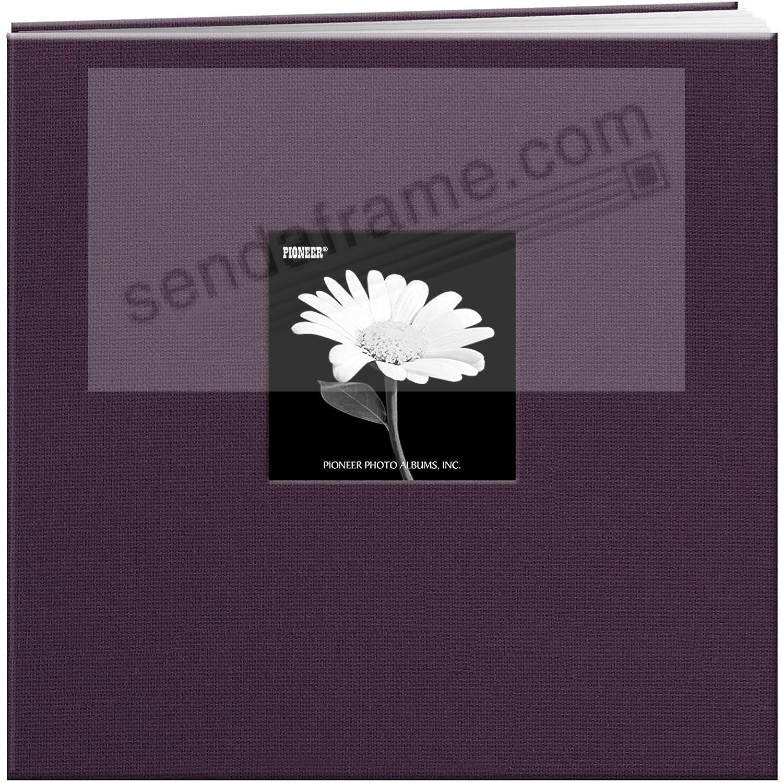 Wildberry Purple 12x12 Scrapbook Album By Pioneer Picture Frames