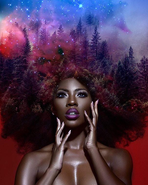 peinados-afro-galaxias-flores-black-girl-magic-pierre-jean-louis (9)