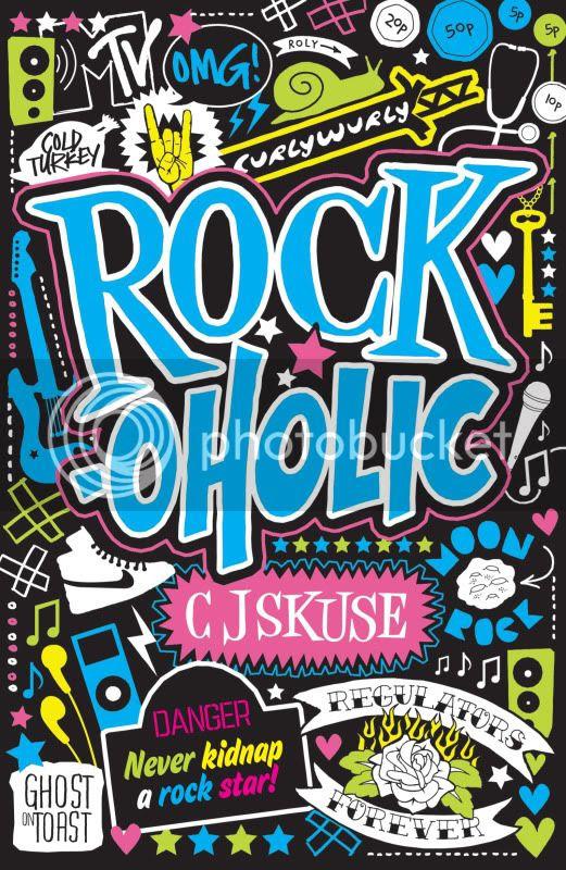 rockaholic by c.j. skuse