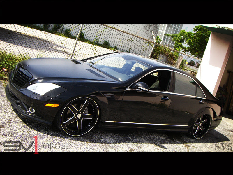 Custom made mercedes-benz Photo and Video Review. Comments.