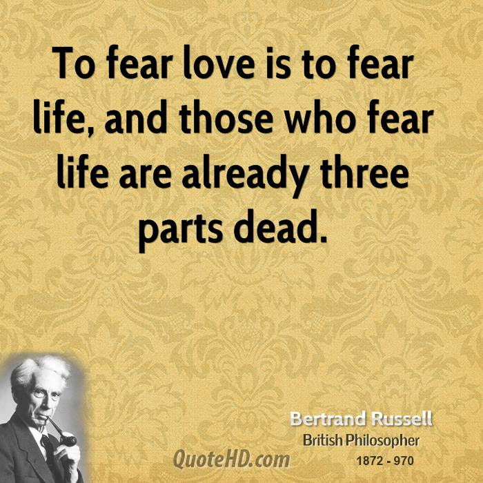 Bertrand Russell Love Quotes Quotehd