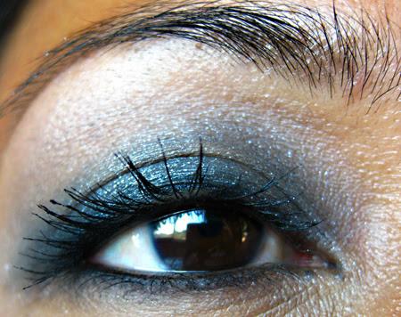 eye makeup dark. Dark eye makeup looks best