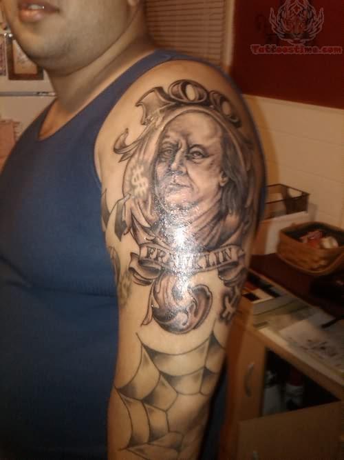 Patriotic Tattoo Images Designs