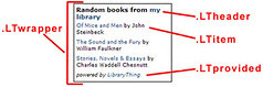 Styling the LibraryThing Widget (2/3)