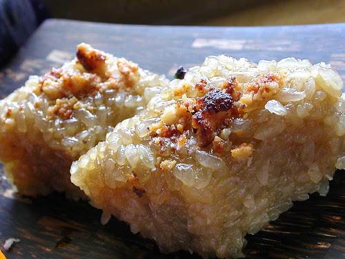 sticky rice cake