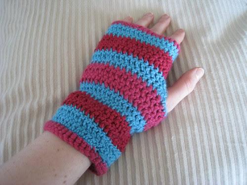 Crochet Mitten