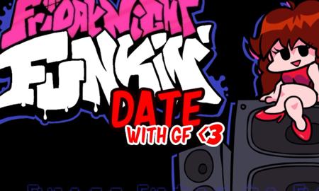VS Girlfriend FULL WEEK (Date With GF FNF MOD) Download (Friday Night Funkin')