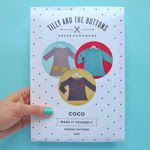 Buy Coco sewing pattern
