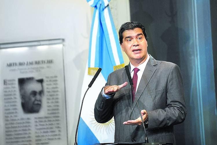 CFK defendió