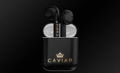 accessoires caviar airpods airpods black