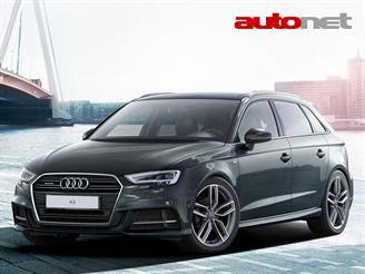Audi A3 Quattro 2016