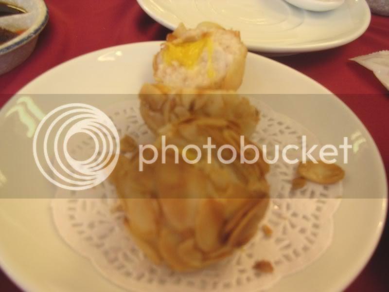 Deep-Fried Prawn & Mango Ball w/Almond