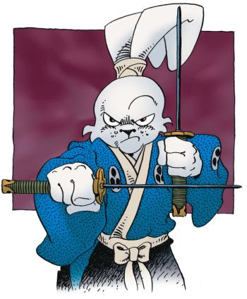 Image result for usagi yojimbo