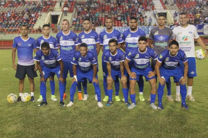 Atlético-AC Campeão