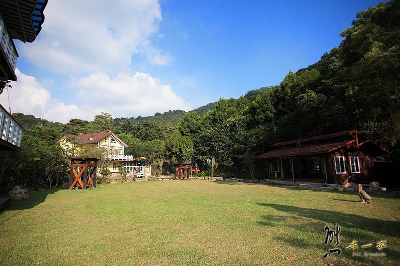 南投埔里民宿 佳園渡假山莊 環境