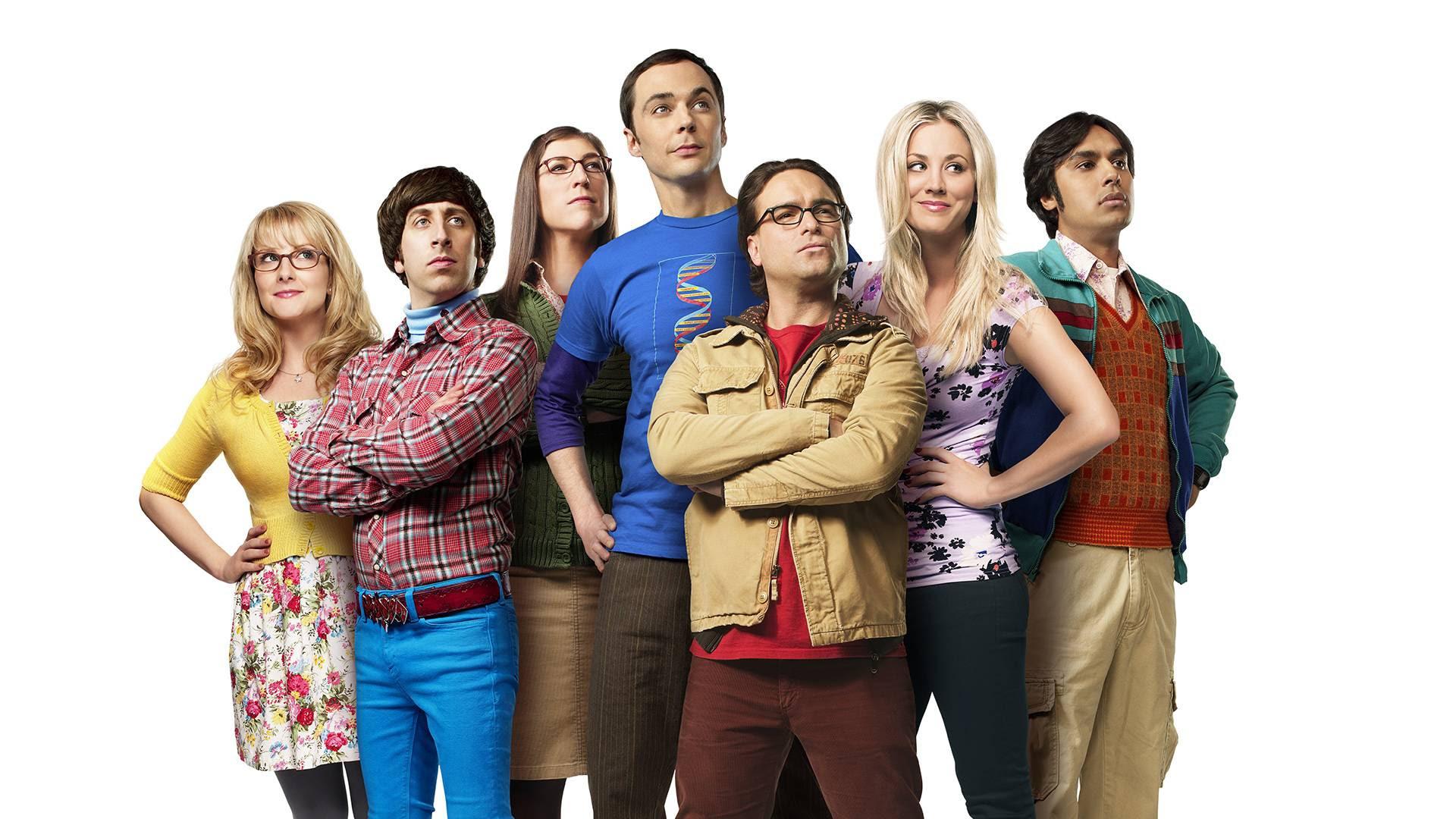 The Big Bang Theory Wallpaper 1920x1080 73731