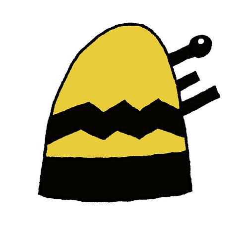 Charlie Brown Dalek