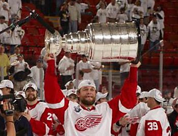 McCarty 2008 Stanley Cup