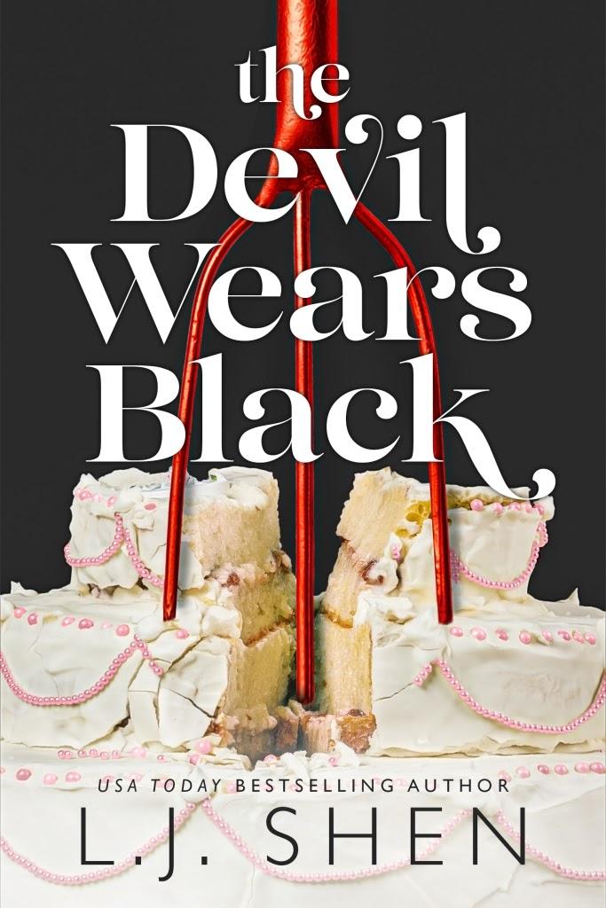 Release Blitz: The Devil Wears Black by LJ Shen