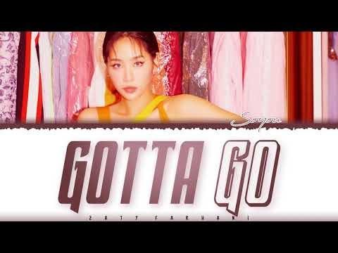 Lyrics Gotta Go Soyou Lyrics Romanized