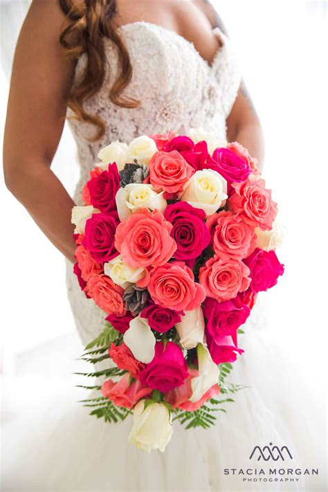 beach wedding bouquets  destination weddings key