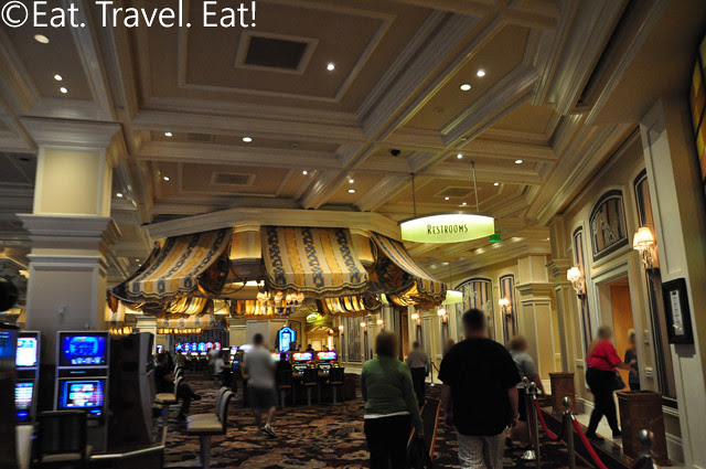 Casino Near Buffet